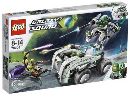 LEGO Space Vermin Vaporizer