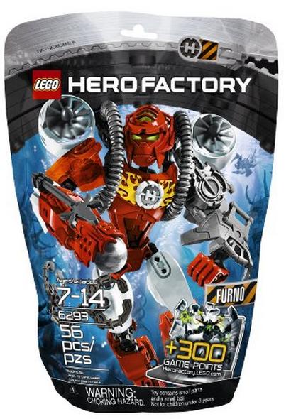 LEGO Hero Factory Furno