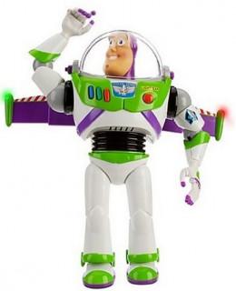 Disney Advanced Talking Buzz Lightyear Action Figure 12''