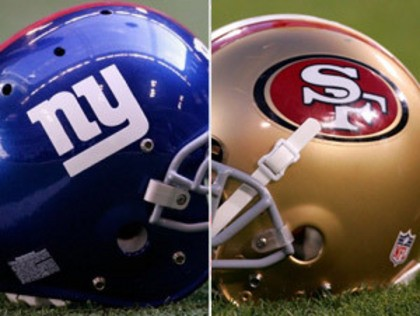 Giants and 49ers