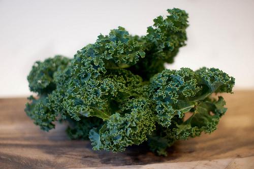 Fresh Uncooked Kale