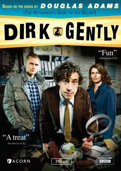 Review - 'Dirk Gently', Series 1