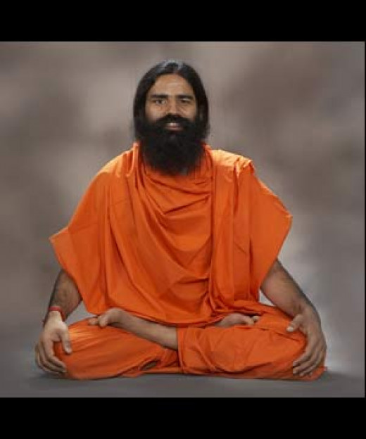 Swami Ramdev - Patanjali Yogashram.