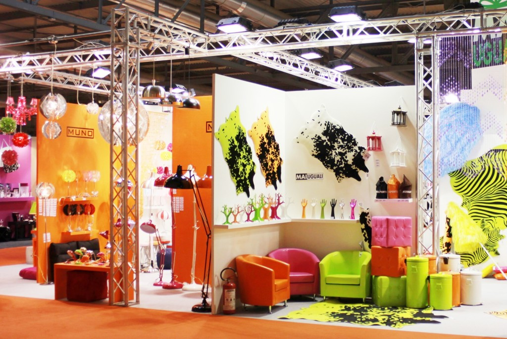 Exhibition Stand Design Guidelines : Guidelines to attract visitors your exhibition booth