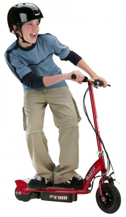 Kids Cheap Electric Scooters 2013 Review