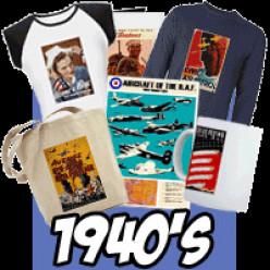 Vintage and Retro T-Shirts
