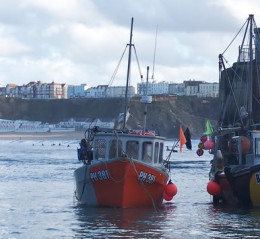 Newquay Beaches, Cornwall: Newquay Harbour, Cornwall, England, TR7