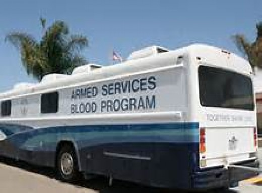 Mobile Blood Services