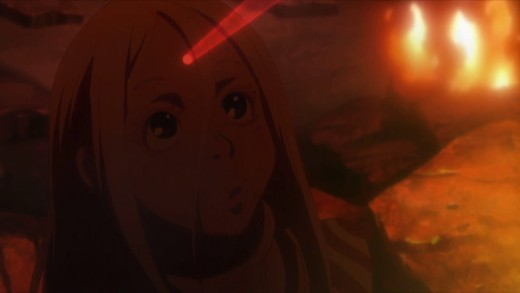 Facial expressions, even the sane ones, are a strength of Deadman Wonderland.
