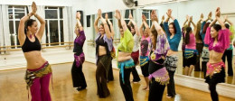 Dance therapy in Classroom