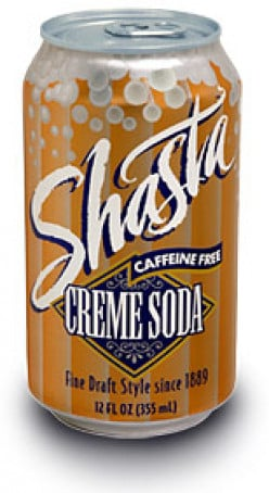 Why is creme soda called creme soda?