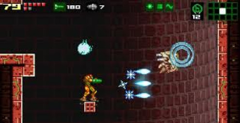 Metroid was made for the original Nintendo and it has a sequel called Super Metroid on the Super Nintendo.