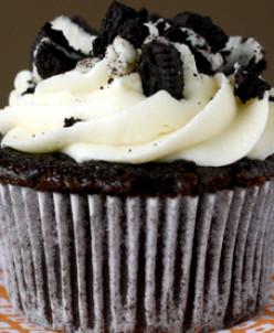 Cookies and Creme Cupcake
