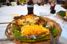 Famous Bacolod Chicken Inasal by Chicken Deli