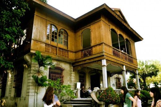 Balay Negrense: Famous ancestral house in Silay City (neighboring city of Bacolod)!