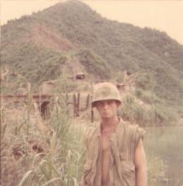 Micky Dee in Vietnam.