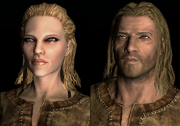 The Nord race.