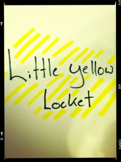 Little Yellow Locket