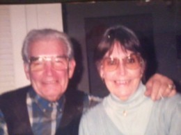 HERE IS MY MOM AND DAD WHEN THEY WERE SO HEALTHY.  I LOVE THEM AND MISS THEM SO MUCH.