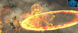 Invest in the Phoenix's powers and Jean Grey can reap the rewards later on in the game - an example of Phoenix Charge