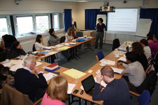 Training Seminar in London