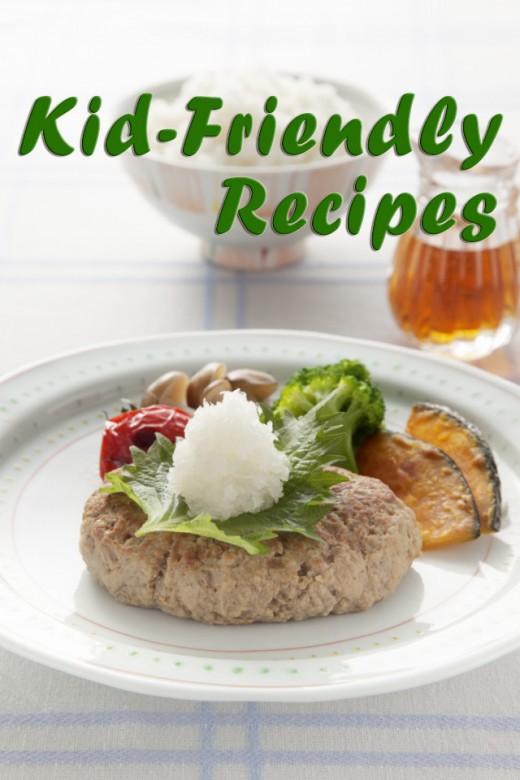 Kid friendly recipes using turkey