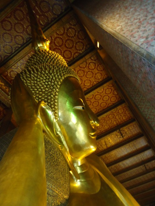 What to do in Bangkok: The Reclining Buddha
