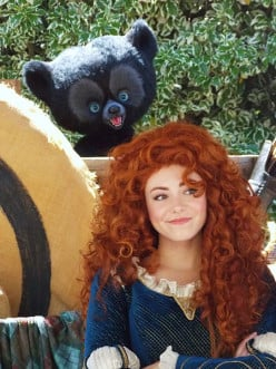 Disney Princess Merida's Makeover and the Disney Princess Problem