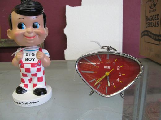 Remember the old Relic Alarm Clocks?