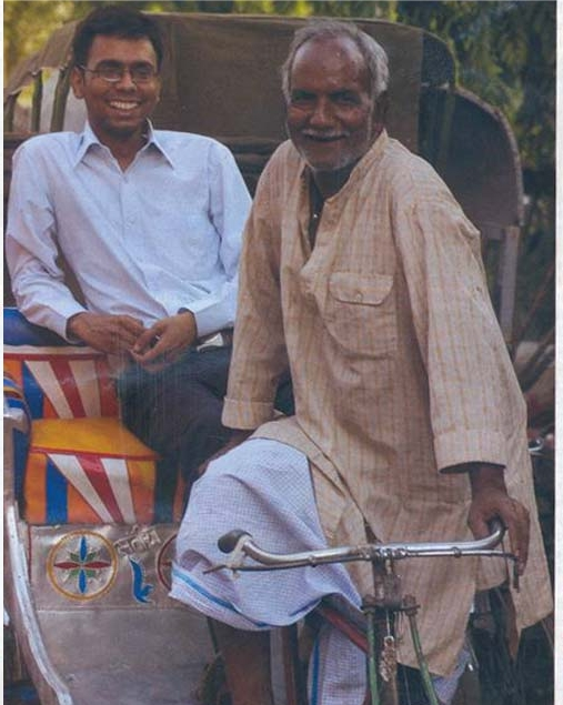 Govind Jaisawal, IAS and his father