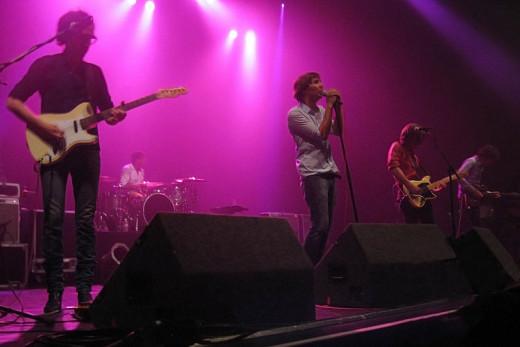Phoenix on tour.