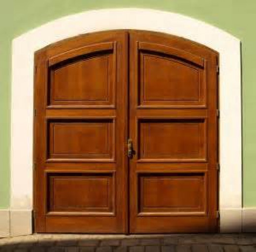 Threshold can mean that door is closed and you will need a key.