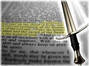 We need the Word of God and our armor, it is not for show