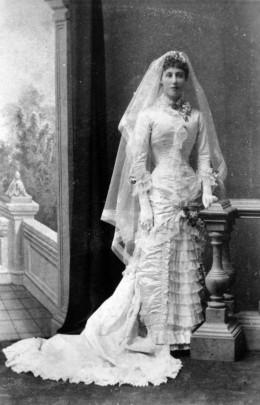 Crochet a Victorian Wedding