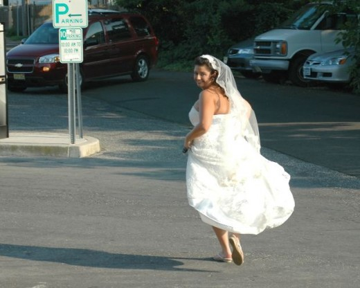 A Modern Bride