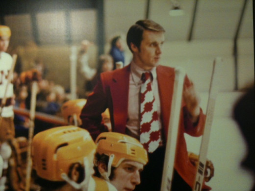 Herb Brooks at Minnesota