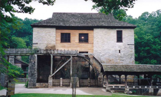 The Mill at Spring Mill State Park