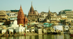 Visiting The Sacred Hindu City of Varanasi in India