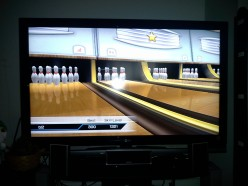 Wii Gold: Baseball, Bowling and Tennis