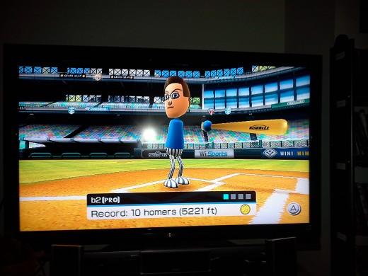 mii gold medal in baseball