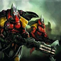 New Eldar Codex Review 6th Edition Fast Attack