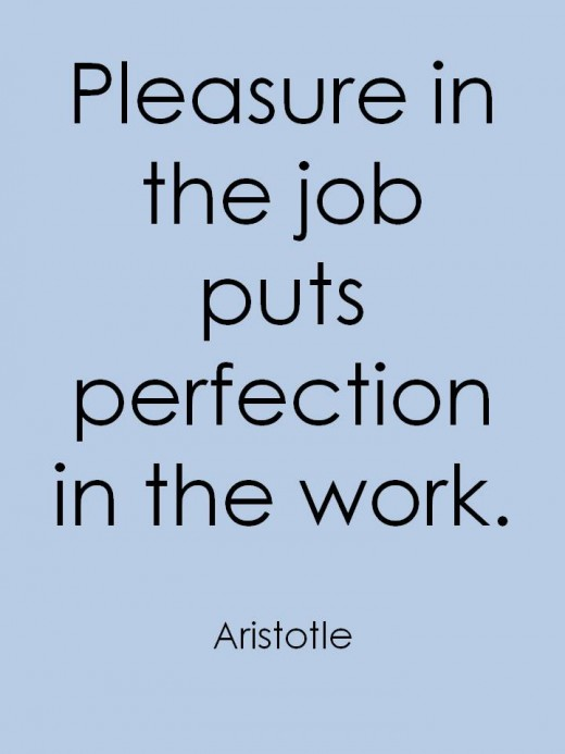 A positive attitude makes all the difference in how well you perform at your job.