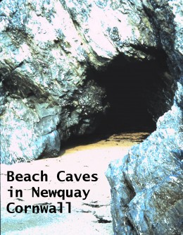 Free Holiday Activities for Kids in Newquay: Exploring Caves - Caves on the Beach, Newquay