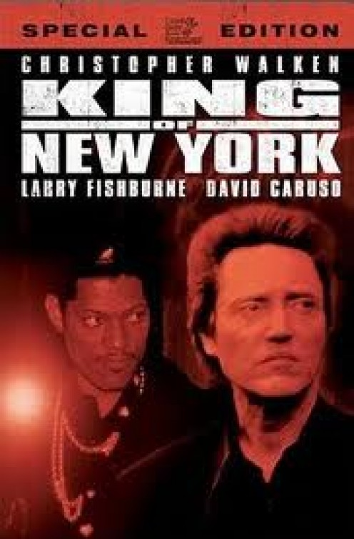 The King of New York came out in 1990 and starred Christopher Walken playing as real life gangster Frank White.