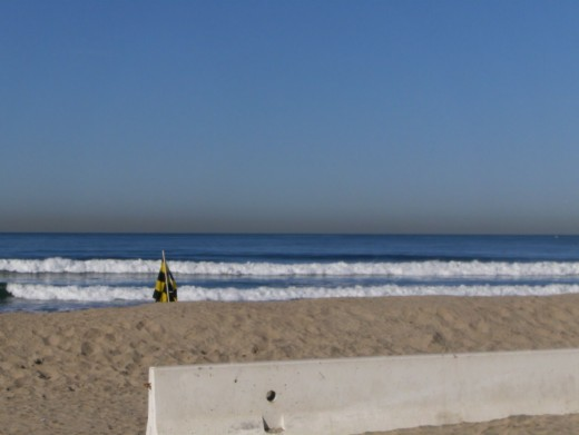 Pacific Beach in the morning!