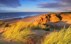 A Poem: On Sand Dunes