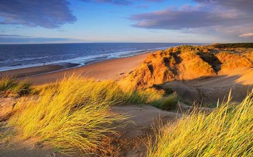 Formby Coast, England's North West
