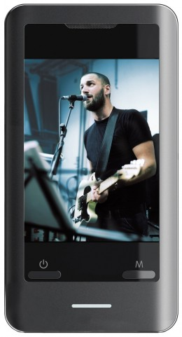 Coby MP827-8G 8 GB 2.8-Inch Video MP3 Player with Touchscreen