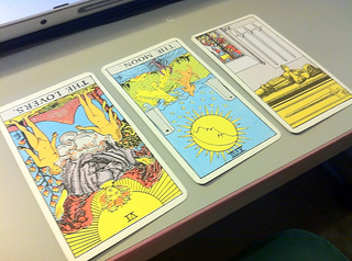 Get your Tarot card skills in gear
