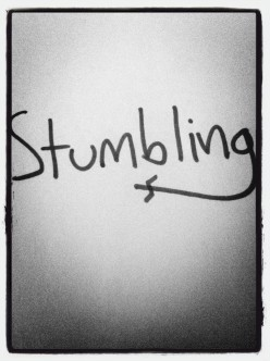 Stumbling Poem